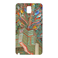 Traditional Korean Painted Paterns Samsung Galaxy Note 3 N9005 Hardshell Back Case