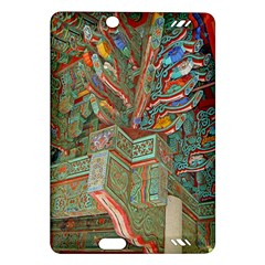 Traditional Korean Painted Paterns Amazon Kindle Fire HD (2013) Hardshell Case
