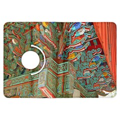 Traditional Korean Painted Paterns Kindle Fire HDX Flip 360 Case