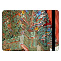 Traditional Korean Painted Paterns Samsung Galaxy Tab Pro 12.2  Flip Case