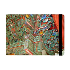 Traditional Korean Painted Paterns iPad Mini 2 Flip Cases