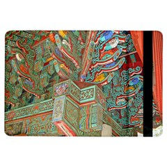 Traditional Korean Painted Paterns iPad Air Flip