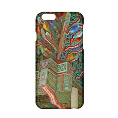 Traditional Korean Painted Paterns Apple iPhone 6/6S Hardshell Case