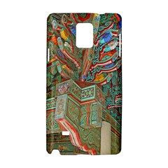 Traditional Korean Painted Paterns Samsung Galaxy Note 4 Hardshell Case