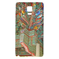 Traditional Korean Painted Paterns Galaxy Note 4 Back Case