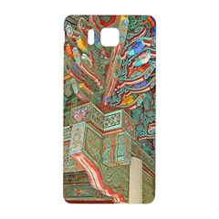 Traditional Korean Painted Paterns Samsung Galaxy Alpha Hardshell Back Case