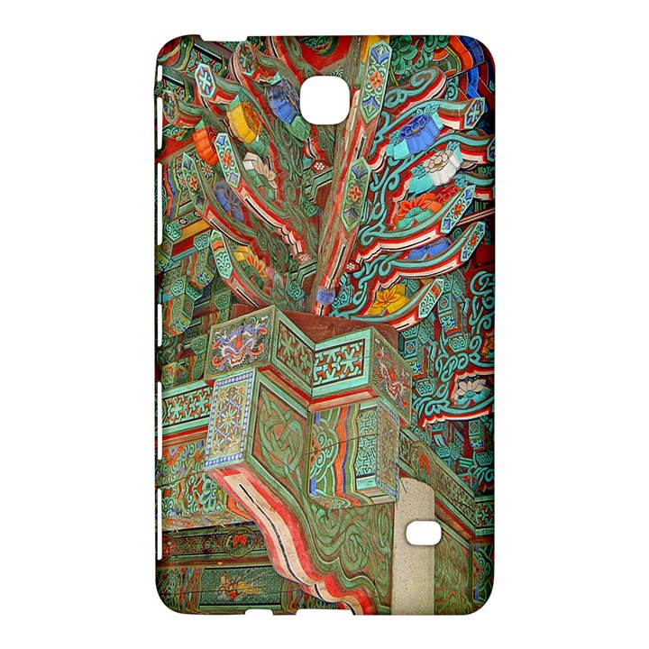Traditional Korean Painted Paterns Samsung Galaxy Tab 4 (8 ) Hardshell Case