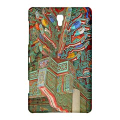 Traditional Korean Painted Paterns Samsung Galaxy Tab S (8.4 ) Hardshell Case