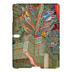 Traditional Korean Painted Paterns Samsung Galaxy Tab S (10.5 ) Hardshell Case
