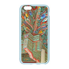 Traditional Korean Painted Paterns Apple Seamless iPhone 6/6S Case (Color)