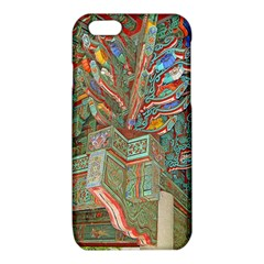 Traditional Korean Painted Paterns iPhone 6/6S TPU Case