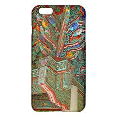 Traditional Korean Painted Paterns iPhone 6 Plus/6S Plus TPU Case