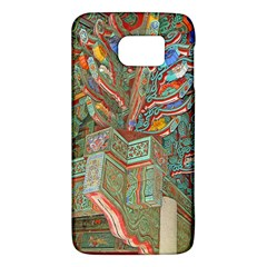 Traditional Korean Painted Paterns Galaxy S6