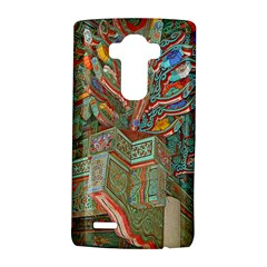 Traditional Korean Painted Paterns LG G4 Hardshell Case