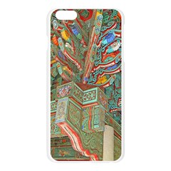 Traditional Korean Painted Paterns Apple Seamless iPhone 6 Plus/6S Plus Case (Transparent)