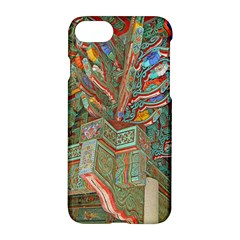 Traditional Korean Painted Paterns Apple iPhone 7 Hardshell Case