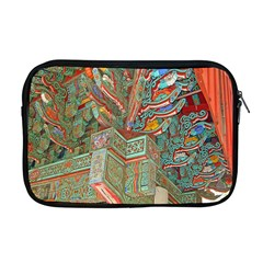 Traditional Korean Painted Paterns Apple MacBook Pro 17  Zipper Case
