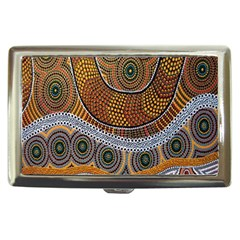 Aboriginal Traditional Pattern Cigarette Money Cases