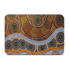 Aboriginal Traditional Pattern Plate Mats
