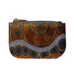 Aboriginal Traditional Pattern Mini Coin Purses
