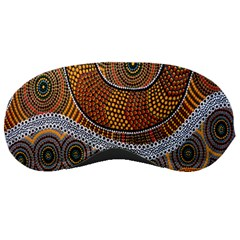 Aboriginal Traditional Pattern Sleeping Masks