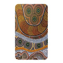 Aboriginal Traditional Pattern Memory Card Reader