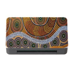 Aboriginal Traditional Pattern Memory Card Reader with CF