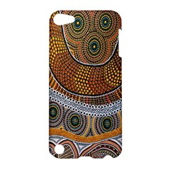 Aboriginal Traditional Pattern Apple iPod Touch 5 Hardshell Case