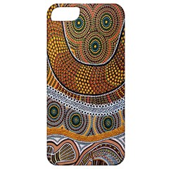 Aboriginal Traditional Pattern Apple iPhone 5 Classic Hardshell Case