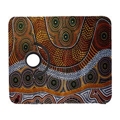 Aboriginal Traditional Pattern Galaxy S3 (Flip/Folio)