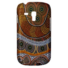 Aboriginal Traditional Pattern Galaxy S3 Mini