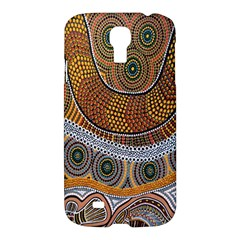 Aboriginal Traditional Pattern Samsung Galaxy S4 I9500/I9505 Hardshell Case