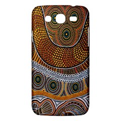 Aboriginal Traditional Pattern Samsung Galaxy Mega 5.8 I9152 Hardshell Case