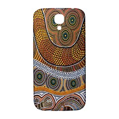 Aboriginal Traditional Pattern Samsung Galaxy S4 I9500/I9505  Hardshell Back Case