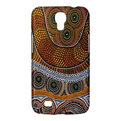 Aboriginal Traditional Pattern Samsung Galaxy Mega 6.3  I9200 Hardshell Case