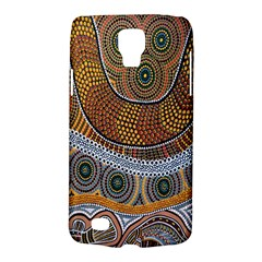 Aboriginal Traditional Pattern Galaxy S4 Active