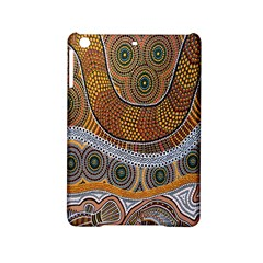 Aboriginal Traditional Pattern iPad Mini 2 Hardshell Cases
