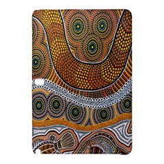 Aboriginal Traditional Pattern Samsung Galaxy Tab Pro 10.1 Hardshell Case