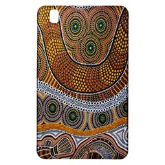 Aboriginal Traditional Pattern Samsung Galaxy Tab Pro 8.4 Hardshell Case