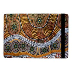 Aboriginal Traditional Pattern Samsung Galaxy Tab Pro 10.1  Flip Case