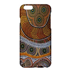 Aboriginal Traditional Pattern Apple iPhone 6 Plus/6S Plus Hardshell Case
