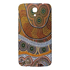 Aboriginal Traditional Pattern Samsung Galaxy Mega I9200 Hardshell Back Case