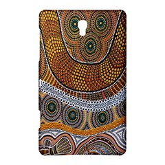 Aboriginal Traditional Pattern Samsung Galaxy Tab S (8.4 ) Hardshell Case