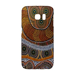 Aboriginal Traditional Pattern Galaxy S6 Edge