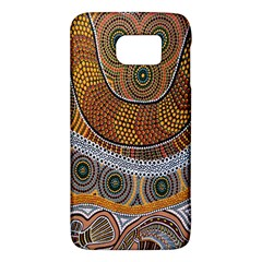Aboriginal Traditional Pattern Galaxy S6