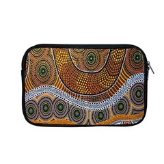 Aboriginal Traditional Pattern Apple MacBook Pro 13  Zipper Case