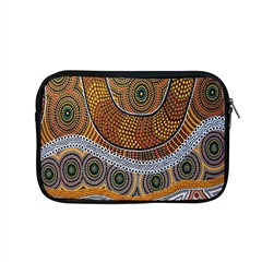 Aboriginal Traditional Pattern Apple MacBook Pro 15  Zipper Case