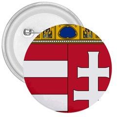 Coat of Arms of Hungary 3  Buttons