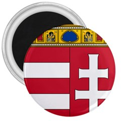 Coat of Arms of Hungary 3  Magnets