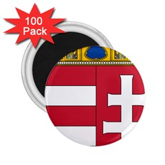 Coat of Arms of Hungary 2.25  Magnets (100 pack)